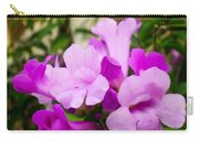 Trumpet Flower 10 Carry-all Pouch