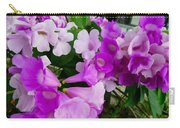 Trumpet Flower 2 Carry-all Pouch