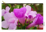 Trumpet Flower 5 Carry-all Pouch