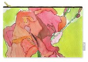 Trumpet Vine Blossom Carry-all Pouch