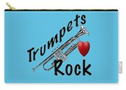 Trumpets Rock Carry-all Pouch