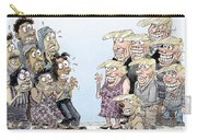 Trumpettes Horror Carry-all Pouch