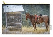 Trusty Horse  Carry-all Pouch