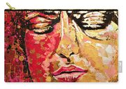 Truth Is Eternal, Asian Painting Carry-all Pouch