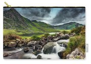 Tryfan And Ogwen Lake Carry-all Pouch