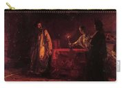 Tsar Boris And The Queen Martha Carry-all Pouch