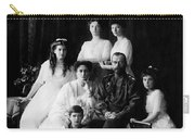 Tsar Nicholas II And His Family - 1913 Carry-all Pouch