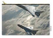 Tsr.2 Advanced Bomber And Lightning Interceptor Carry-all Pouch