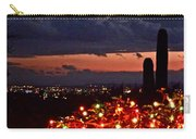 Tucson City Lights Carry-all Pouch