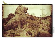 Tucson Lion Carry-all Pouch