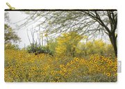 Tucson Wildflowers Carry-all Pouch