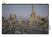 Tufas At Dusk No.2 Carry-all Pouch by Margaret Pitcher