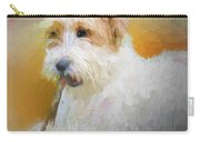 Tuffy The Russell Terrier Carry-all Pouch