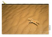tufted ghost crab Ocypode cursor on sand Carry-all Pouch