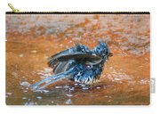 Tufted Titmouse Bath Carry-all Pouch