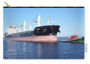 Tug And Saltie Carry-all Pouch