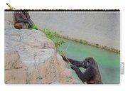 Tug-o-war Western Gorillas Carry-all Pouch