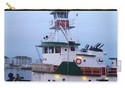 Tugboat At Twilight Carry-all Pouch