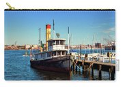 Tugboat Baltimore At The Museum Of Industry Carry-all Pouch