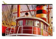 Tugboat Helen Mcallister Carry-all Pouch by Chris Lord