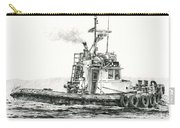 Tugboat Kelly Foss Carry-all Pouch
