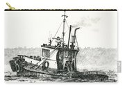 Tugboat Lela Foss Carry-all Pouch