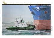Tugboat Leo Foss Carry-all Pouch