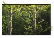 Branches Of Lovely Light Carry-all Pouch