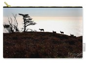Tule Elks Of Tomales Bay Carry-all Pouch