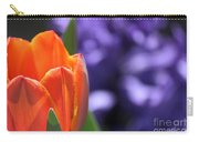 Tulip And Hyacinth Carry-all Pouch