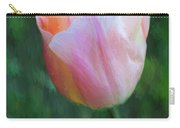 Tulip Apricot Beauty Carry-all Pouch