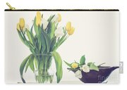 Tulip Art Carry-all Pouch