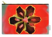 Tulip At Amatzia Forest - 4 Carry-all Pouch