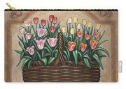 Tulip Basket Carry-all Pouch
