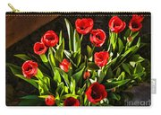 Tulip Beauties Carry-all Pouch