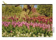 Tulip Bed At Longwood Gardens In Pa Carry-all Pouch