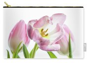 Tulip Bloom 4 Carry-all Pouch