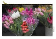 Tulip Bouquets Carry-all Pouch