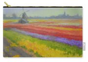 Tulip Fields Carry-all Pouch