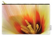 Tulip Flower Artwork 31  Tulips Flowers Macro Spring Floral Art Prints Carry-all Pouch