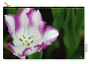 Tulip Flower Carry-all Pouch by Pradeep Raja Prints