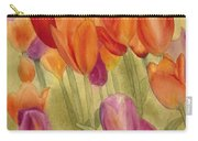 Tulip Glory Carry-all Pouch