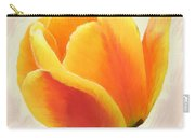 Tulip Orange Carry-all Pouch