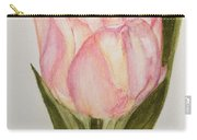 Tulip Watercolor Painting -triumph Tulip Carry-all Pouch