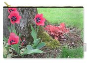 Tulip Poppie Carry-all Pouch