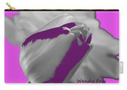 Tulip Purple Carry-all Pouch