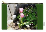 Tulip Rock Garden Carry-all Pouch