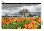 Tulip Rows Carry-all Pouch