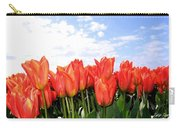 Tulip Town 17 Carry-all Pouch