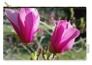 Tulip Tree Blossoms Carry-all Pouch
